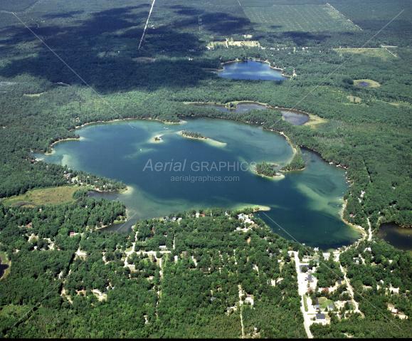 Clear Lake In Ogemaw County Photo 3975