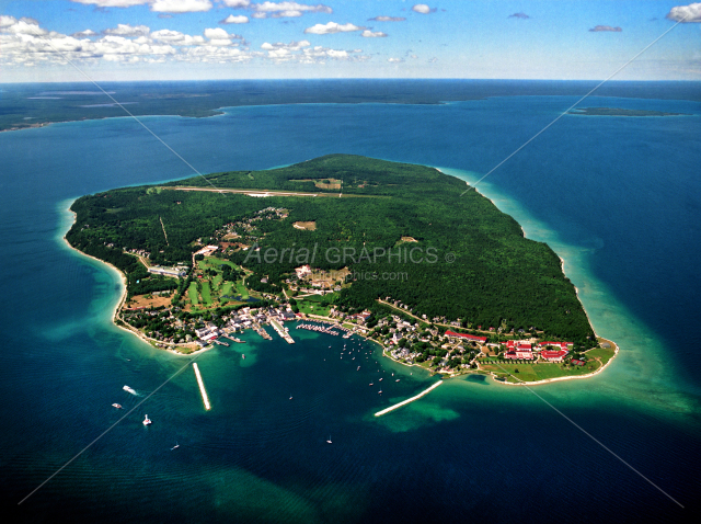 a recommendation for visiting mackinaw island