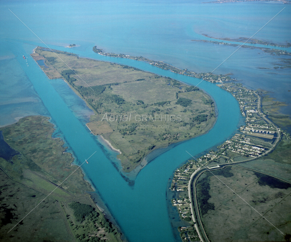 Seaway Island in St. Clair County, Michigan